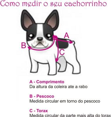 Como medir cão