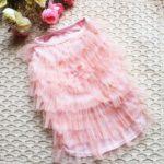 Pinkdress-folhos