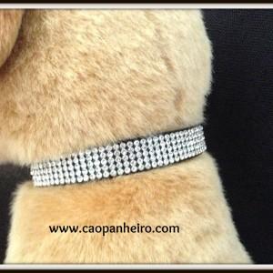 Black crystal collar2